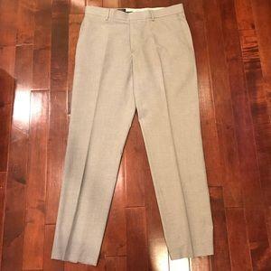 Banana Republic Factory Tailored Slim Dress Pants